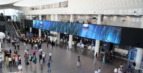 Аэропорт Гагарин Самара. Фото: Роман Пятаков/РИА Новости. Источник: news.ru